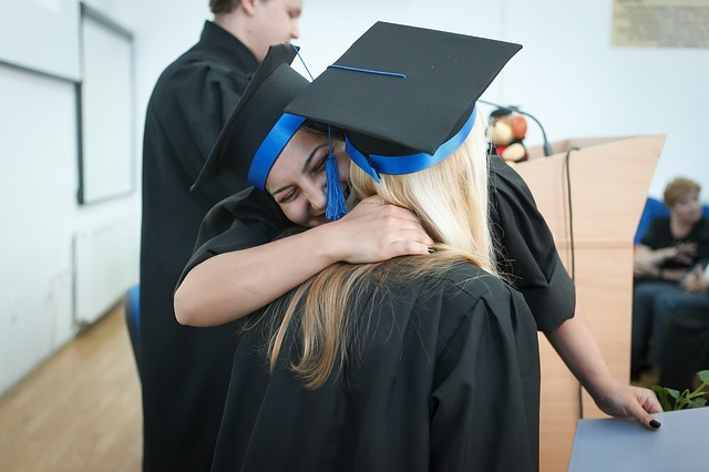absolwent na rynku pracy